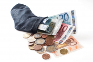 Money-in-sock---euro-1433052-m